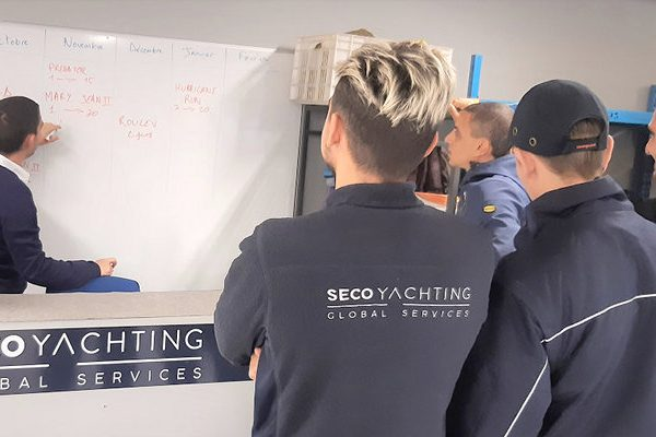 Seco Yachting Team Antibes